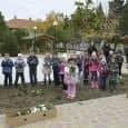 """В двора на ОДЗ """"Детелина"""" гр. Поморие, децата..."""